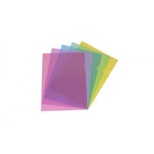 A4L PP Transparent Folders