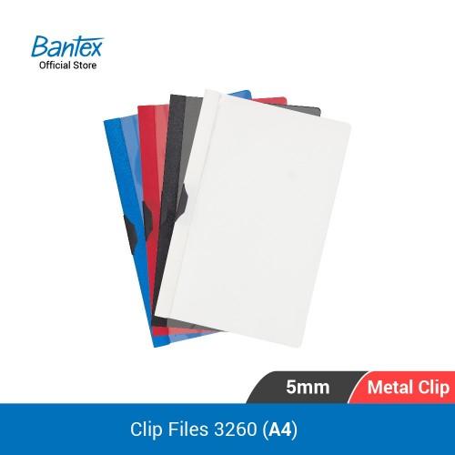 A4 Clip File (Metal Clip)