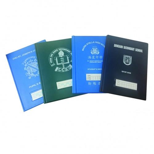 Customizing Report Book