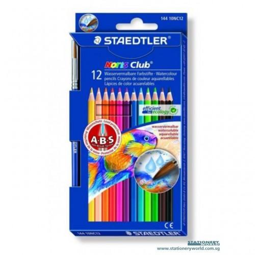 STAEDTLER Noris 12 Colour Pencils 14410NC12