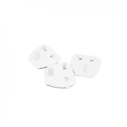 2 Pin Plug Plastic Adapter