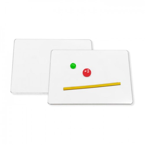 A4 WHITEBOARD SINGLE SIDED MAGNETIC