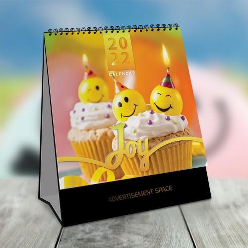 2022 Singapore Calendar With School Holiday - Joy Theme