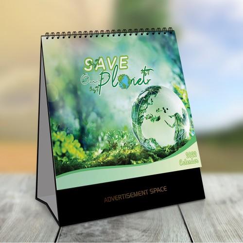 2022 Calendar - Save Our Planet - S8805