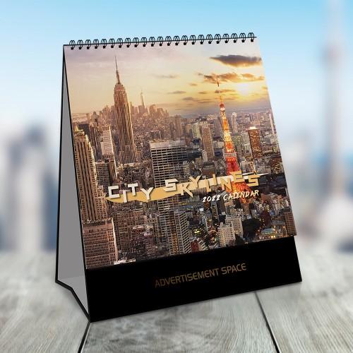 2022 Calendar - City Skylines - S8807