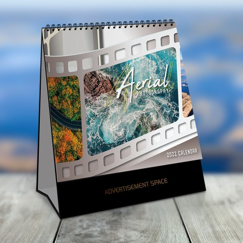 2022 Calendar - Aerial Photography - S8801