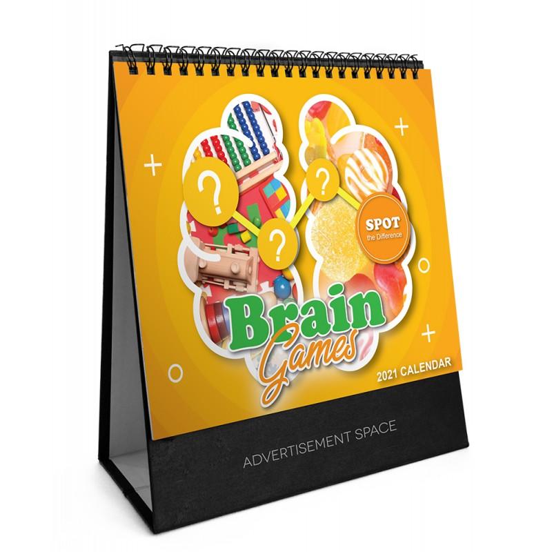2021 Calendar - Braingames - S8805
