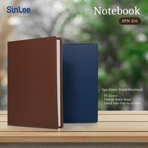 Planner Notebook SPN 201