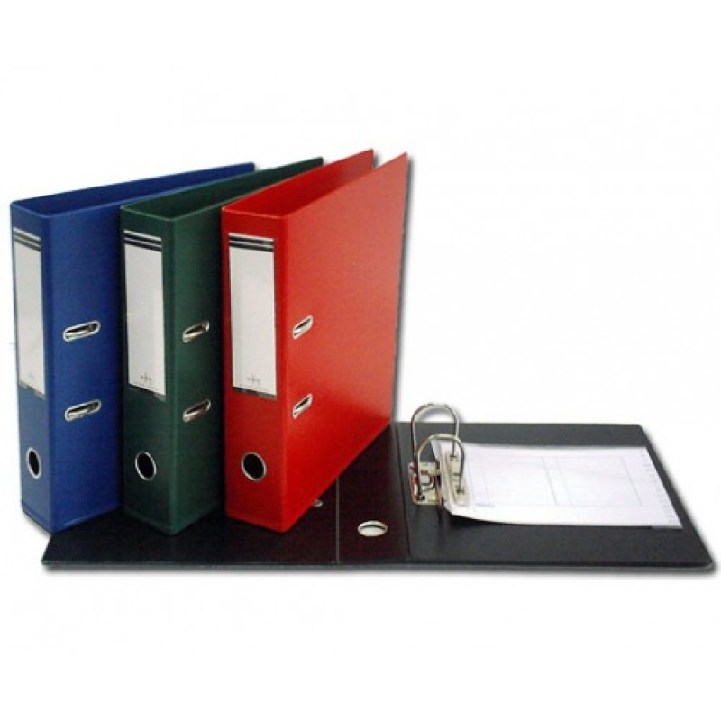 Customizing PVC Lever Arch File