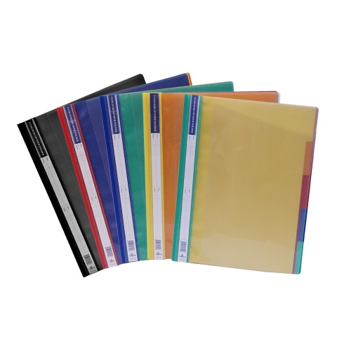 Seaking 5 Colour Divider Folder P14C-5D